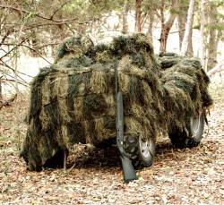 RED ROCK GHILLIE BLIND 5'X12'
