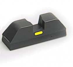 AMERIGLO PAINTED REAR SIGHT FOR GLOCK