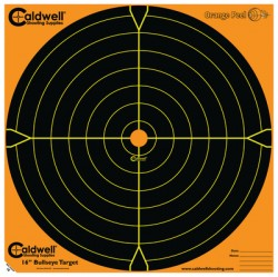 ORANGE PEEL 16IN BULLSEYE 5PK