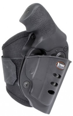 Fobus Ankle Holster for Ruger LCR, LCRX and SP101 Right Hand