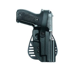 Uncle Mikes 5621-1 Kydex Paddle Holster with TB SZ 21