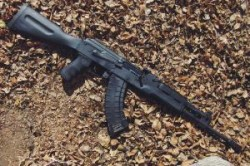 MM M10762BA AK47 7.62X39 BARRELED ACTION NO MAG