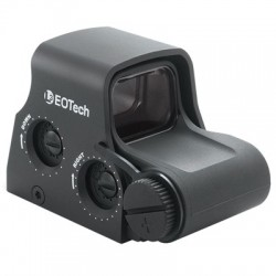 EOTech Transverse Red Dot Sight Black, Circle 2-Dot Reticle XPS3-2-EE
