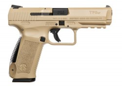 Century Arms CANIK USA TP9SF Tan 9mm 4.4-inch 10rd
