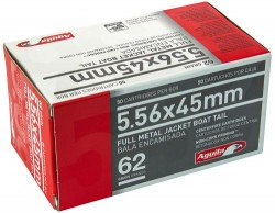 Aguila 5.56 Rifle Ammunition