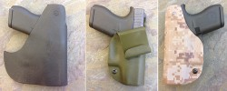 HUNTER POCKET HOLSTER FOR GLOCK 42