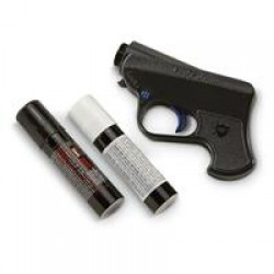 CAA LADY JEAN PEPPER SPRAY GUN BLK