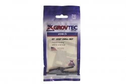 GrovTec USA GTHM75 Step DrillS