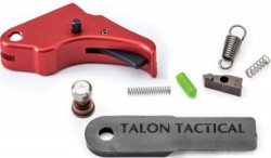 Apex Tactical Specialties Red Shield Action Enhancement Trigger Red