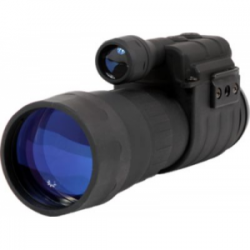 New Sightmark Ghost Hunter Night Vision Monocular, 4x50, Head Mount SM14073