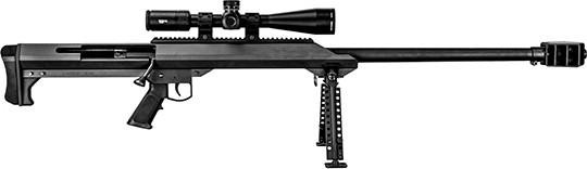Barrett M99 50BMG 32IN W/VORTEX VIP5-25X56