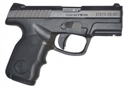 Steyr Arms S-A1 9mm 10rd 3.6-inch Black Poly