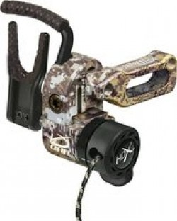 QAD QAD ARROW REST ULTRA-REST HDX ELEVATED II CAMO RH