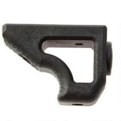 LWRC International Angled Fore Grip Black 200-0122A01