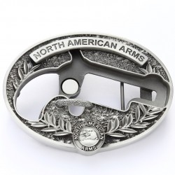 North American Arms Belt Buckle .22LR 1.125-inch Frame (BUCKLE ONLY)
