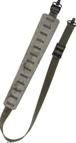 Quake Claw Rifle Sling Dual Q.r. Swivels Camo