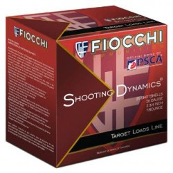 Fiocchi Shooting Dynamics Target Shotshells per Box