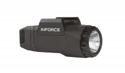 InForce Auto Pistol Light Black 400 Lumens White LED for Glock