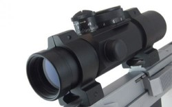 Ultradot Matchdot 2, Black, 30mm Red Dot Gun Sight MD2