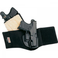 Galco Ankle GloveHolster - Black
