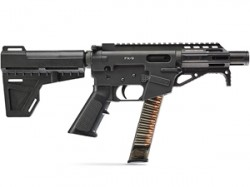 Freedom Ordnance AR-15 Pistol 9mm 4.5in 33rd For Glock Magazine FX-9P4