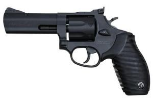 TAURUS Tracker 17 .17 HMR Revolver with 4 Inch Barrel and Black Oxide Finish 2-170041T