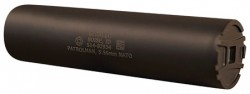 Gemtech Patrolman Suppressor Black 5.56mm 5.7-inch