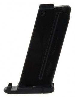 Walther Magazine, 8 Round, 9MM, Blue, For Model PPS (WAF67002)