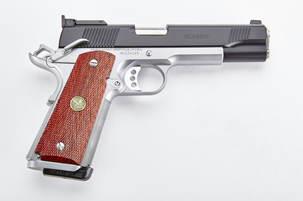 Wilson Combat Classic, Full-Size, .45 ACP, Two Tone, CA Approved