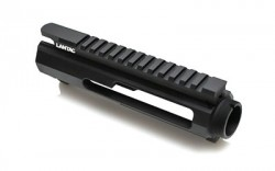 Lantac USA USC Side Charging Upper .223 Rem/5.56 NATO 7075-T6 Aluminum Mil-Spec Type III Class 2 Matte Black