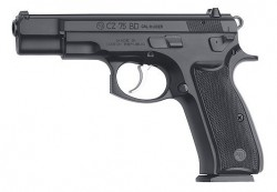 CZ 75 BD Black 9 mm 4.6-inch 16Rd