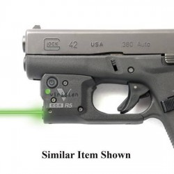 Viridian Reactor 5 Red Laser Sight for Springfield XDS featuring ECR Includes Hybrid Belt Holster R5-R-XDS