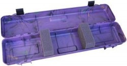 Mtm Crossbow Bolt Case 12 Bolts Purple Camo