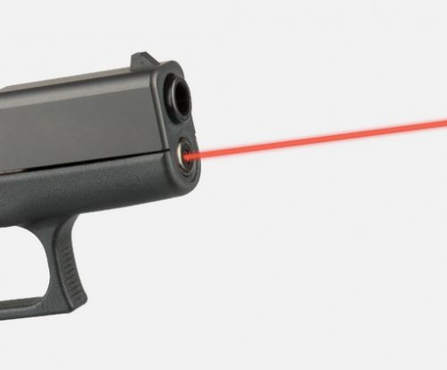 Lasermax Guide Rod Red Laser Sight for Glock 43 LMS-G43