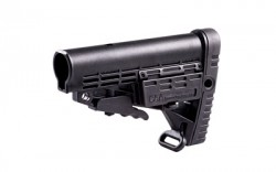 CAA AR-15 Thunder 3 Finger Picatinny Rail Vertical Grip Polymer Black