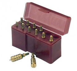 Tipton 749-245 12PC Brass Cleaning JAG Set