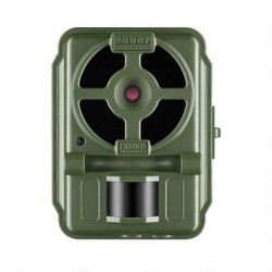 Primos Hunting 12MP 8xAA Gen 2 Proof Trail Cam 01,36 Low Glow LEDs,Green, 64054