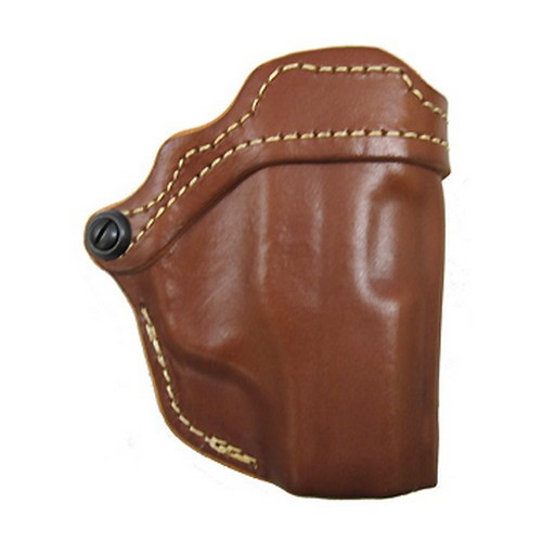 Hunter Company Pro-Hide Open Top Holster, Chestnut Tan, Right Hand, Ruger LC9 72779