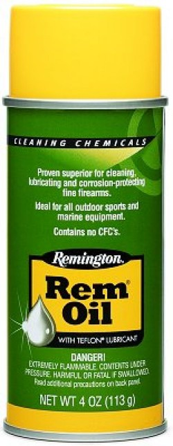 Remington Rem Oil - Rust