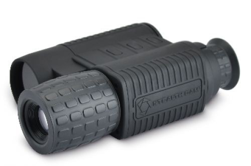 Stealth Cam Digital Night Vision Monocular w/ Intergrated IR Filter for Day Use STC-NVM