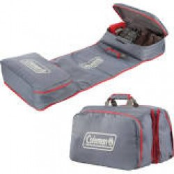 Coleman COLEMAN CARRYALL CAMP MAT W/2 LARGE ZIPPERED COMPARTMENTS