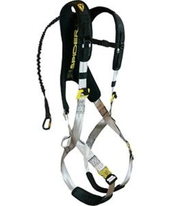 TREE SPIDER SAFETY HARNESS