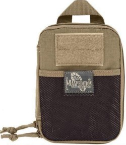 Maxpedition Fatty Pocket Organizer, Khaki 0261K