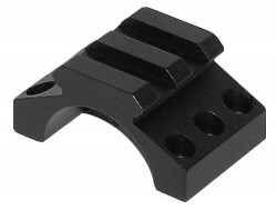 Burris 1 Inch Picatinny Matte Tactical Ring Top