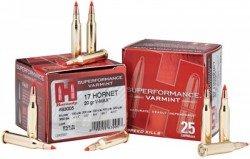 Hornady Superformance Varmint Ammo