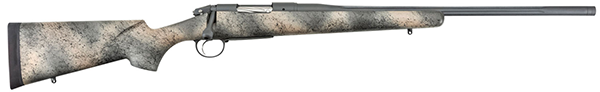 "BERGARA HIGHLANDER RIFLE 300 PRC 24"" BRL"