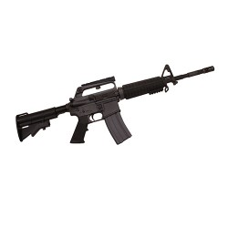Troy Industries Sfod-d M16a2 Mogadishu 5.56 14.9in 30rd Black  SRIF-MGD-14BT-00
