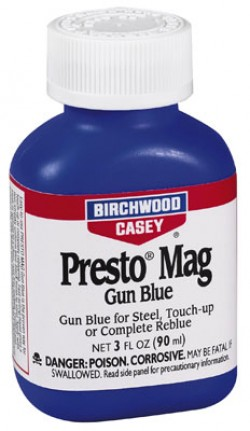 Birchwood Casey 13525 Presto Blue Magazine 3oz