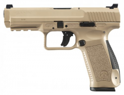 CANIK TP9SF 9MM FDE 10+1 4.46