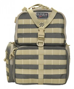G. Outdoors Products Tactical Range Backpack Rifle Green/Khaki